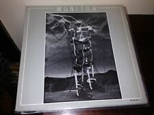 "MONITOR 12"" LP ATA TAK EXPERIMENTAL SYTNH"