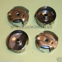 4 Bobbin Case M-Style Consew 206RB  Gammill Seiko Sewing Machine #18045