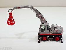 """Liebherr 316 Excavator - """"LILIENKAMP"""" - 1/50 - NZG #497"""