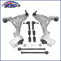 New 8Pcs Front Lower Control Arm Set & Suspension Kit For Buick Lucerne Cadillac