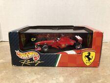 Hot Wheels Michael Schumacher #3 1999 Ferrari F399 1:43 Diecast New in Open Box!