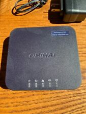 Obihai Obi202 VoIP adapter, 2 lines, supports google voice