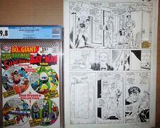 Mister Miracle 11 ORIGINAL ART PAGE 4 Joe Phillips 1989 DC Comics Pencil & Ink