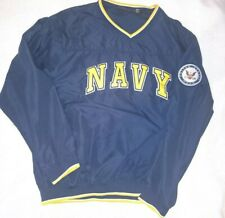 United States Navy Pullover Jacket Rapid Dominance Medium Patch