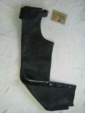 Harley-Davidson original Basic Skins Leather Leder Chaps  M Herren/Damen Genuine