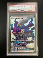 Pokemon Hidden Fates Shiny Darkrai GX SV70/SV94 NM PSA 10!!