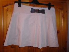 Cute beige soft needlecord short skirt, FALMER (HERITAGE Range), size 14