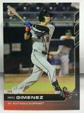 Andres Gimenez 2019 Bowman Next Baseball #AFL-42  Scottsdale Scorpions - SP /261