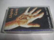Liquid Gang 'Sunshine' TAPE/Cassette SEALED Russian