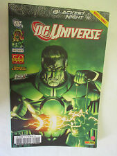 "DC Universe Numéro 62 de Mai 2011 ""Le Retour"" / Panini Comics"