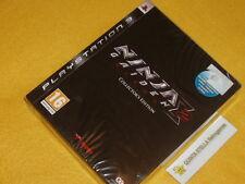 NINJA GAIDEN 2 Collector's Edition 3 PS3 NEW OFFICIAL ITALIAN VERSION