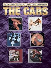 CARS songbook GUITAR ANTHOLOGY SERIES (2003) Guitar Tab 149 pages (VG+ shape)