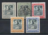 Barbados - SG# 145 - 149 MH & Used   /    Lot 0620632