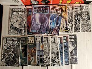 Doktor Sleepless #1-13 Complete  Avatar NM Ellis 2007