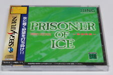 Prisoner Of Ice Sega Saturn JPN Japan by Xing * Brand NEW Sealed *