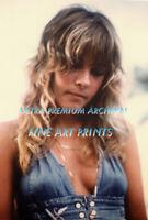 Fleetwood Mac STEVIE NICKS in 1978 ** Professional Archival Photo (8.5x11)