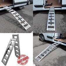 240mm Wide Track Folding Aluminium Motorcycle/Bike/Motorcycle Loading Ramp