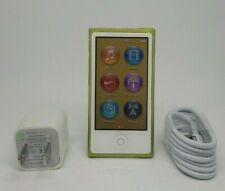 Apple iPod Nano 7th Generation Green (16GB)