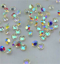 200Pcs Lot AB Birthstone Crystal Floating Charm for Glass Living Memory Locket !