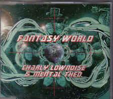 Charly Lownoise&Mental Theo-Fantasy World cd maxi single