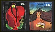 ARGENTINA. (2014) GJ.4048-9. UPAEP. AMERICA. Tales. MNH. Excellent condition.