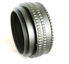 M65 to M65 Mount Focusing Ring Adapter 17-31mm Macro Extension Tube Helicoid