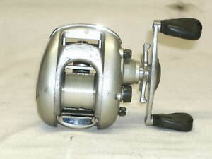 Pflueger Criterion PCN1HA Lo Pro Bass Casting Reel Walleye