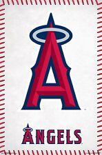 LOS ANGELES ANGELS - LOGO POSTER 22x34 - MLB BASEBALL 15725
