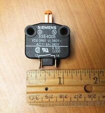Siemens MICRO SWITCH 3SE4005 AC11 6A 380V