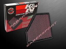 K&N 33-3051 Hi-Flow Air Intake Washable Drop in Filter for BMW *See Detail*