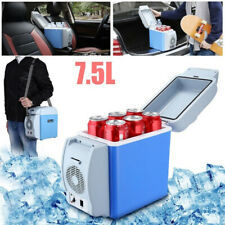12V 7.5L Car Refrigerator Cooler Warmer Portable Large Capacity Multifunctio Wl