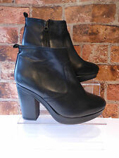 Topshop Block Low Heel (0.5-1.5 in.) Shoes for Women
