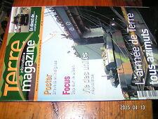 Terre magazine  n°181 Djibouti / Logistique 601e RCR