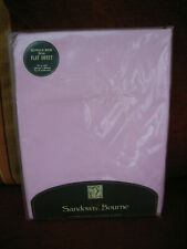 SANDOWN & BOURNE SINGLE FLAT SHEET - NEW
