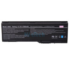 9 Cell 7800mAh Laptop Battery for Dell Inspiron 6000 9200 9300 9400 E1705 U4873