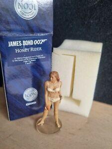 Honey Rider' Corgi Icon James Bond 007 Figure - F04021 Boxed