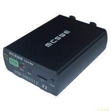 MCSWE ArtNet Network Controller USB DMX512 1024 Channel Bidirectional 3D Console