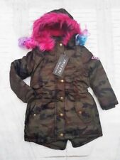 Mädchen-Winterjacken Größe 140 aus Daunen