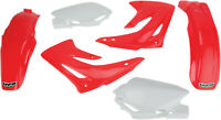 UFO Complete Plastic Kit Stock Colors For Honda CR 85 03-07