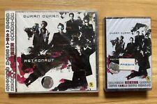 Duran Duran Astronaut Album China 1st Press Cassette + CD Sealed