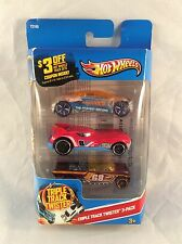 Hot Wheels Triple Track Twister 3-Pack - 2014