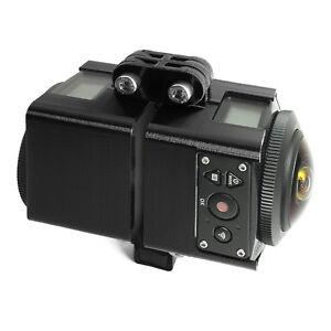 Dual Camera 360° VR Base Mount-C Adapter for Kodak SP360 4K