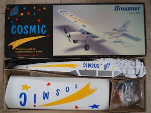 Graupner Cosmic Trainer Bausatz Baukasten Nr. 6202 ARF ähnl Cessna, Piper NEU