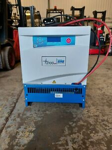 FORKLIFT BATTERY CHARGER CHLORIDE 80 VOLT 60 AMP OUTPUT high frequency IN VGC