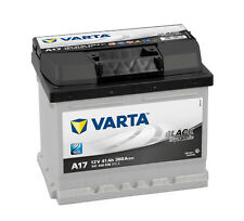 VARTA A17 (541 400 036) OEM Car Battery Type 063 (Flood Cell) NISSAN MICRA, NOTE