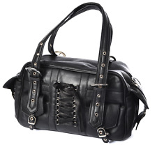 Poizen Industries Becca  Handbag | GOTHIC Corset Alternative PUNK Shoulder Bag