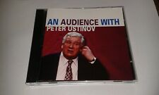 AN AUDIENCE WITH PETER USTINOV CD
