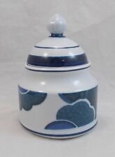 Villeroy & and Boch BLUE CLOUD sugar bowl with lid