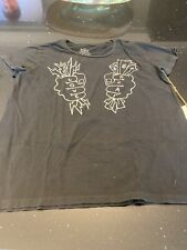 Rogan Nyc Slogan  T Shirt Bnwt Extra Small  Bnwt LOVE and FEAR