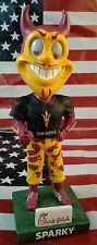 ASU Arizona State University Sparky Sun Devil Football Mascot SGA Bobble Head